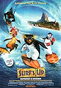 Surf´s Up 2007 poster Ash Brannon
