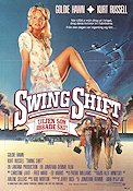 Swing Shift 1982 poster Goldie Hawn