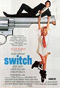 Switch 1991 poster Ellen Barkin Blake Edwards