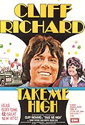 Take Me High 1974 poster Cliff Richard