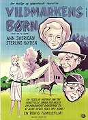 Take Me to Town 1953 poster Ann Sheridan