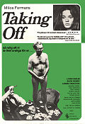 Taking Off 1971 poster Lynn Carlin Milos Forman