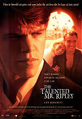 The Talented Mr Ripley Poster 70x100cm RO original