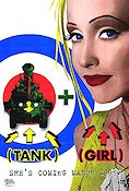 Tank Girl Poster 68x102cm USA advance RO original