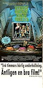 Teenage Mutant Ninja Turtles Poster 30x70cm NM original