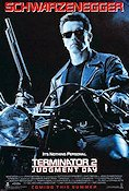 Terminator 2 Poster reproduction RO 61x92