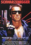 Terminator Poster 70x100cm reproduction RO