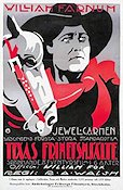 Texas frihetshjälte 1917 Filmaffisch William Farnum