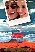 Thelma and Louise Poster 68x102cm USA FN folded original