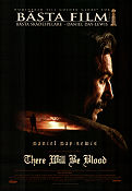 There Will Be Blood 2007 poster Daniel Day-Lewis Paul Thomas Anderson