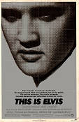 This is Elvis Poster 68x102cm USA GD original