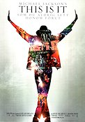 This Is It 2009 poster Michael Jackson Kenny Ortega