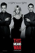 This Means War 2012 poster Reese Witherspoon McG
