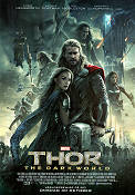 Thor The Dark World 2013 poster Chris Hemsworth