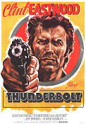 Thunderbolt and Lightfoot Poster 70x100cm FN original
