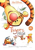Tigers film 2000 poster Nalle Puh