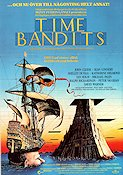 Time Bandits 1980 poster John Cleese Terry Gilliam