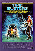 Time Busters 1985 poster John Stockwell