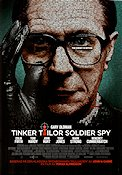 Tinker Taylor Soldier Spy 2011 poster Gary Oldman Tomas Alfredson
