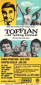Tofflan 1967 poster Christina Schollin Torgny Anderberg