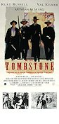 Tombstone Poster 30x70cm NM original