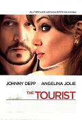 The Tourist 2010 poster Johnny Depp Florian Henckel
