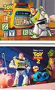 Toy Story 2 Lobbykort USA 11x14 NM original