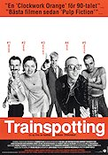 Trainspotting 1996 poster Ewan McGregor