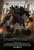 Transformers 3 2011 poster Shia LaBeouf Michael Bay