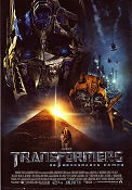 Transformers: Revenge of the Fallen 2009 poster Shia LaBeouf