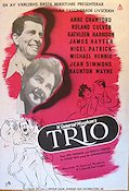 Trio 1951 poster Anne Crawford