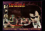 Trouble in Mind 1985 poster Kris Kristofferson Alan Rudolph