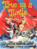 True as a Turtle 1957 poster John Gregson Wendy Toye