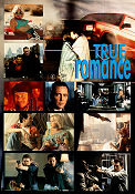 True Romance 1993 poster Christian Slater Tony Scott