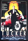 Tucker the Man and His Dreams Poster 70x100cm RO original