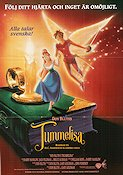 Tummelisa 1994 poster Don Bluth