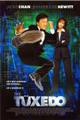 The Tuxedo 2002 poster Jackie Chan