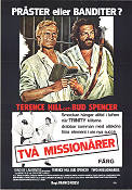 Tv� mission�rer Poster 70x100cm FN original