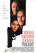Twilight 1997 poster Paul Newman Robert Benton