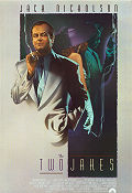 The Two Jakes 1990 poster Jack Nicholson