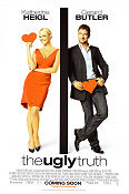 The Ugly Truth 2009 poster Katherine Heigl