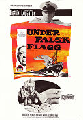 Under falsk flagg 1961 poster Van Heflin