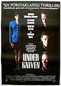 Under kniven 1994 poster Joanne Whalley