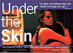 Under the Skin 1997 poster Samantha Morton Carine Adler