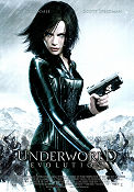Underworld Evolution 2006 poster Kate Beckinsale