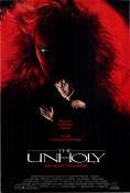 The Unholy 1988 poster Ben Cross Camilo Vila