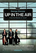 Up In the Air Poster 68x100cm USA RO original
