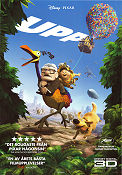 Upp 2009 poster Edward Asner Pete Docter
