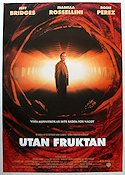 Utan fruktan 1993 poster Jeff Bridges Peter Weir