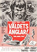 Våldets änglar 1969 poster William Smith Jack Starrett